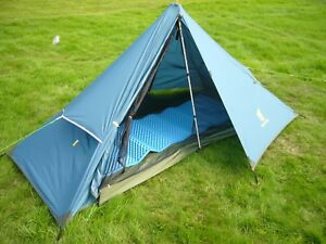 Image is loading Ultralight-1-Person-Tent-Backpacking-Tent-Lightweight -Pyramid- 0f87ee1f8d80