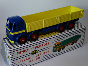 Truck-leyland-octopus-wagon-ref-934-at-1-50-dinky-supertoys-atlas