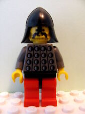 LEGO @@ Minifig cas029 @@ Fright Knights - Knight 3, Neck-Protector 6027 6097