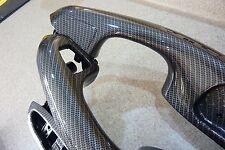 BMW E46  COUPE RHD M3 318 330 325 DASH CARBON HYDRO DIP INTERIOR TRIM