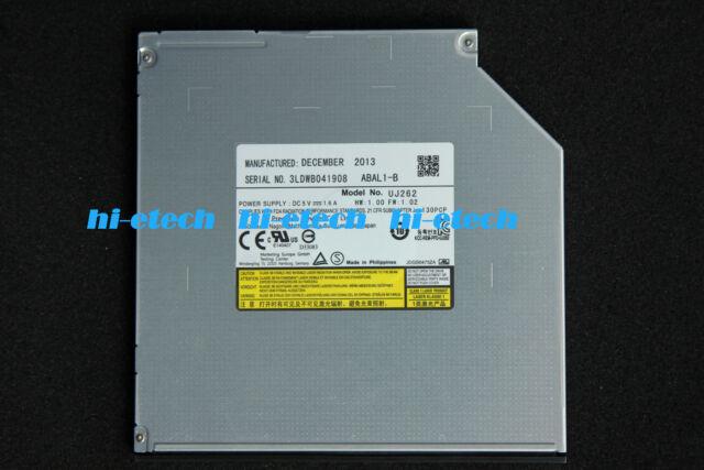 Re UJ8C7 9.5mm Blu-ray BD-RE BDXL Writer Drive UJ267 For Dell XPS 15 L521X