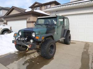 1989 Jeep TJ