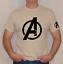 Movie Marvel Avengers Logo,endgame Avengers Assemble comic,FUN T SHIRT