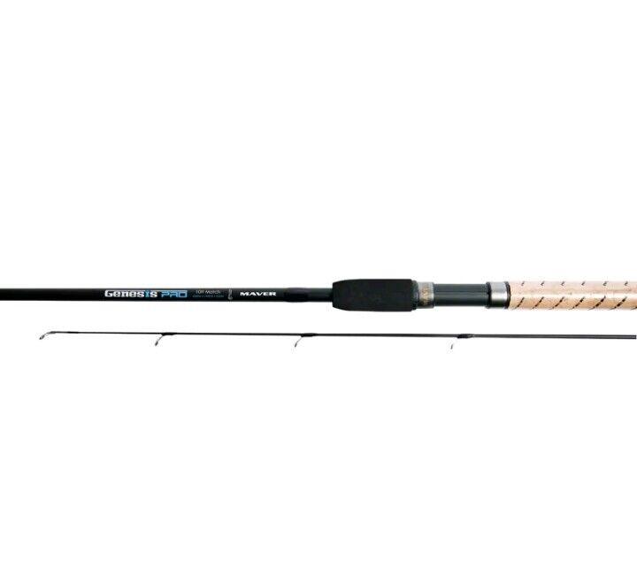 New Maver Genesis Pro pellet waggler float 11ft 2 piece Match Rod