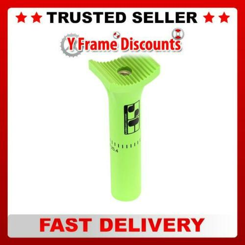 Savage Nylon Seat Post 25.4 x 135mm Nylon Green