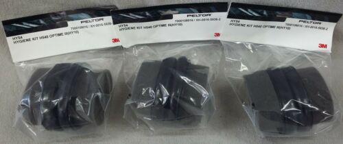 HY10 Ersatz foam und pads 3x PELTOR HY54 Hygiene Kit H540 OPTIME III