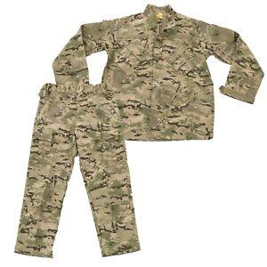 Russian-Army-MULTICAM-Suit-Combat-Shirt-Jacket-Pants-Trouser-BDU-Uniform-Ukraine
