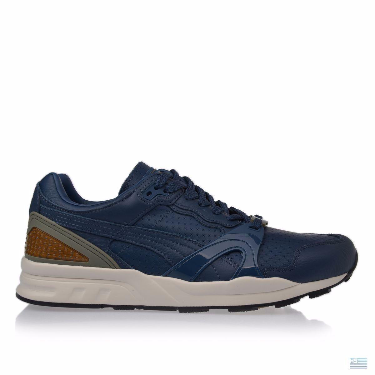Original PUMA TRINOMIC XT2 CRKL Turnschuhe blau Schuhe Sample Gr. 42      Feinen Qualität