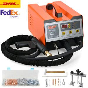 Dent Puller Remover Machine Induction Heater Aluminum Car Body Dent Repair Tool