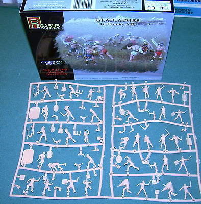 Pegasus Roman Gladiators 1/72  MIB