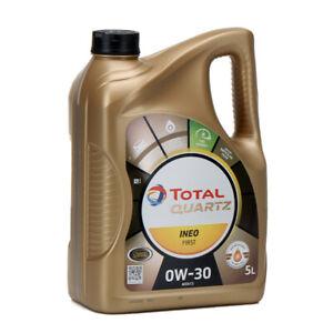 TOTAL QUARTZ INEO FIRST Motoröl Öl 0W-30 ACEA C1 C2 PSA B71 2312 - 5L 5 Liter