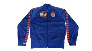 New York Knicks Mens Sizes Mitchell & Ness Blue Track Jacket