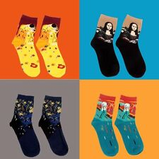 Christmas Xmas Gift 4 Pairs Women Winter Warm Soft Cotton Socks Wonderful