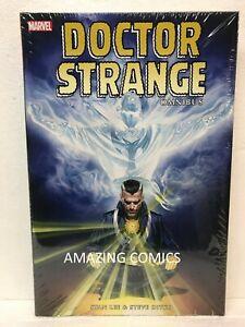 MARVEL-DOCTOR-STRANGE-OMNIBUS-Lee-Ditko-Hardcover-HC-New