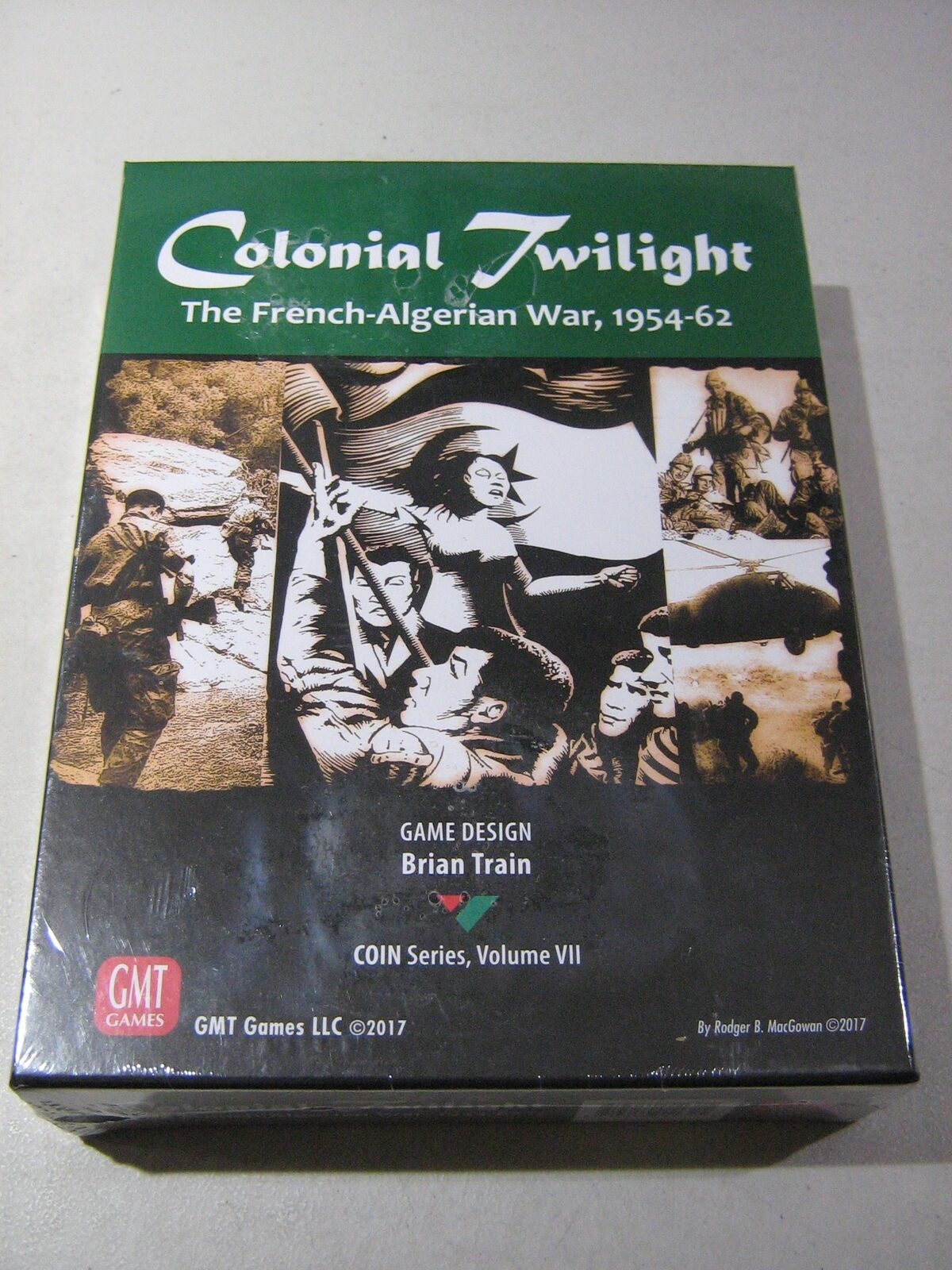 Colonial twilight  The French-Algerian War, 1954-62 (New)