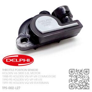 DELPHI-THROTTLE-POSITION-SENSOR-V6-3800-3-8L-HOLDEN-VN-VG-VP-VR-COMMODORE-amp-VQ