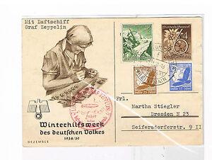 Deutsches reich zeppelin sudètes voyage 1.12.38-rt 1.12.38afficher le titre d`origine vj6bgAco-07145843-726915964