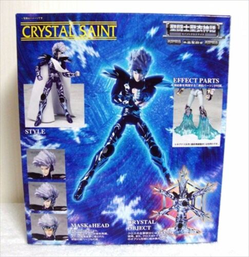 Saint Seiya Myth Cloth Crystal Saint Crystal Cloth Bandai limited F//S from jp