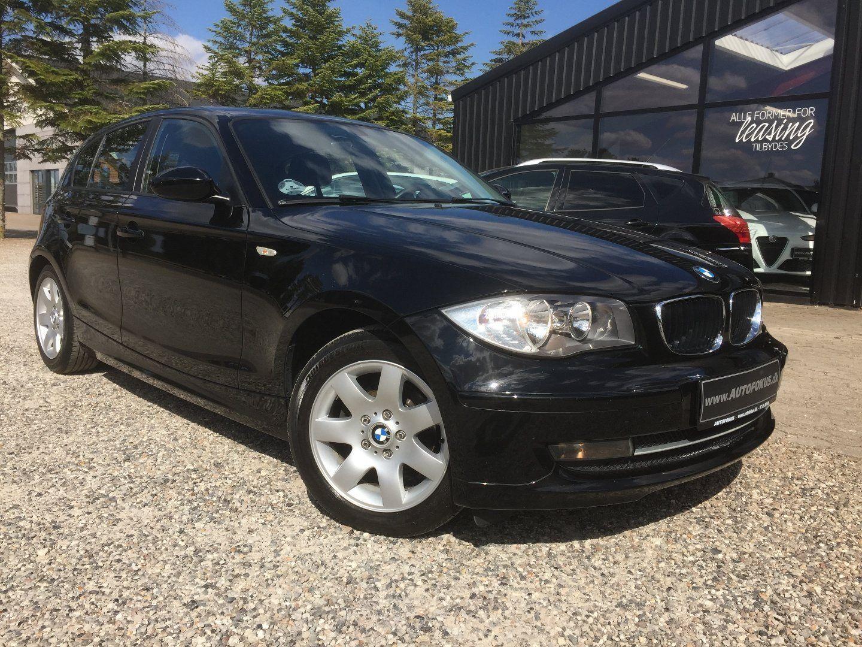 BMW 116i 2,0 Advantage 5d - 109.780 kr.