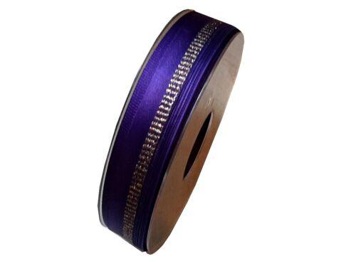en couleur, Ziehschleifen Geschenkband 25 m Rôle Pour 16 finalisée Textile boucles