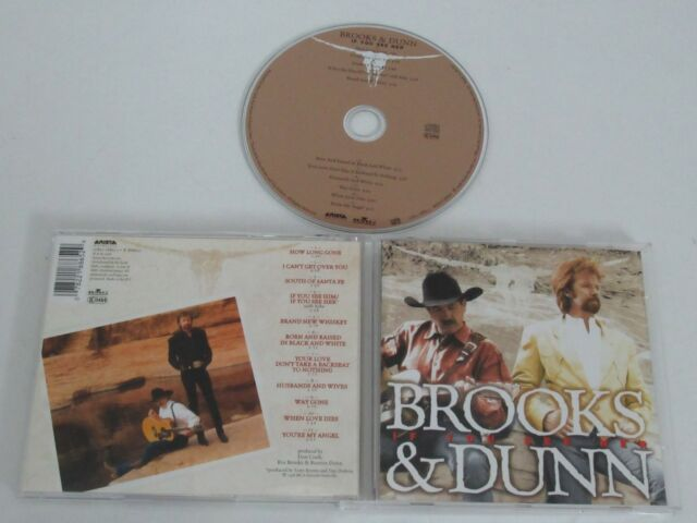 Brooks & Dunn / If You See Her (Arista Nashville 07822 18865 2) CD Album