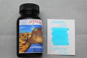 NOODLERS-INK-3-OZ-BOTTLE-LIGHTNING-BLUE-HIGHLIGHTER-INK