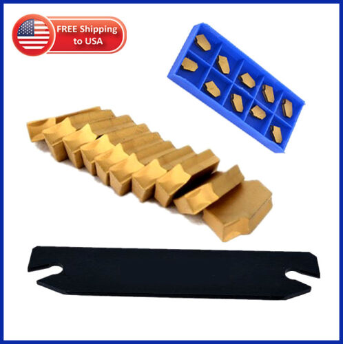 High Hardness SPB26-3 Parting Grooving Cut-Off Blade Tool Holder 110*26mm