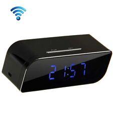 Sveglia Spia SPY CAM Telecamera Nascosta MOTION DEC wifi P2P IR Night Vision