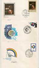 3 COVERS RUSSIA RUSSIE. L739