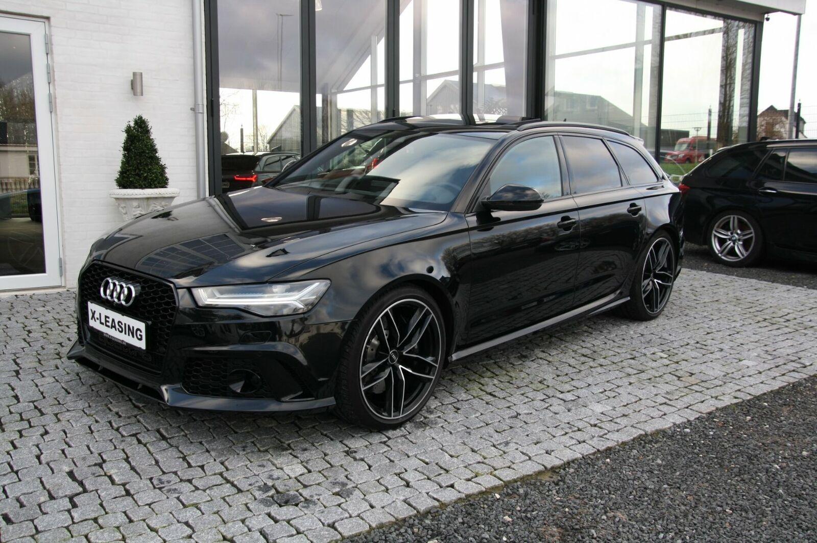 Audi RS6 4,0 TFSi Avant quattro Tiptr. 5d - 6.390 kr.