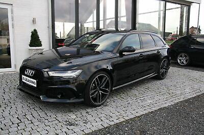 Annonce: Audi RS6 4,0 TFSi Avant quattro... - Pris 0 kr.