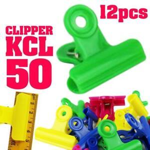 idrop-KIDARIO-12pcs-Color-Clip-Clipper-KCL-50