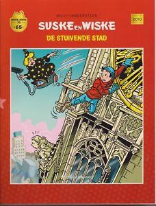 STRIP-SUSKE-en-WISKE-DE-STUIVENDE-STAD-De-strafste-strips