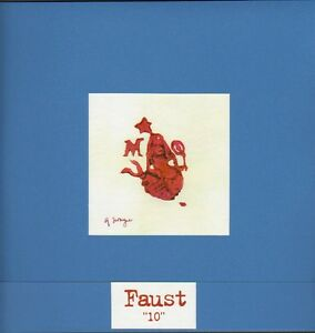 FAUST-LP-034-10-034-Rainy-Day-Records-100-Copies-Only-BLAUES-Cover