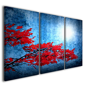 Stampe su tela canvas infinity quadri astratti arredamento for Stampe arredamento moderno