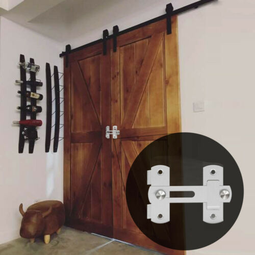 Stainless Steel Household Sliding Safety Door Lock Simple Door Bolt Latch Lock