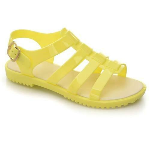 Ladies Gladiator Sandals Womens Strappy Summer Walking Beach Flat Shoes Size