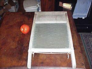 Atlantic glass wash board 510 national washboard co