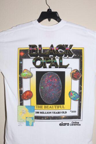"""Online Ceramics Uncut Gems """"Black Opal"""" A24 Elara"""