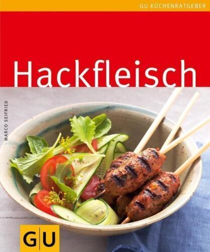 1 von 1 - Kochbuch Hackfleisch von Marco Seifried
