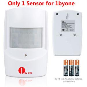 1Byone-Home-Sensor-for-Wireless-Driveway-Door-Bell-Alert-Alarm-System-PIR-Motion