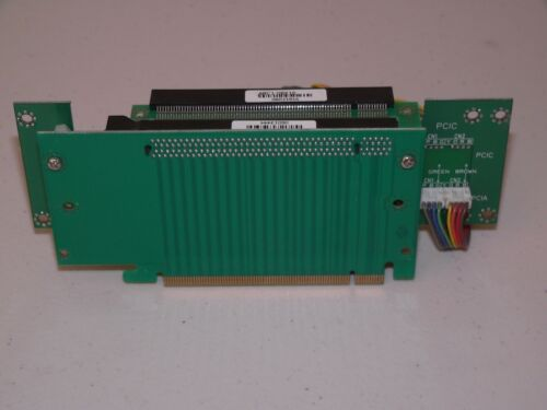 USED Perfect 2U ARC2-PEX16A Riser Card by Ameri-Rack Made in Taiwan
