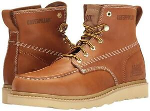 Détails sur Homme CAT Glenrock mid cut boots afficher le titre d'origine