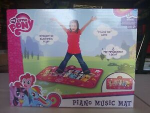 My-Little-Pony-Electronic-Piano-Music-Mat-New-in-Box