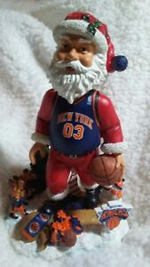 e9209e1cbda Forever Legends Of The North Pole NBA New York Knicks Santa ...