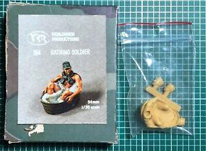 Fougueux Verlinden 194 - Bathing Soldier - 1/35 Resin Kit Aussi Efficacement Qu'Une FéE