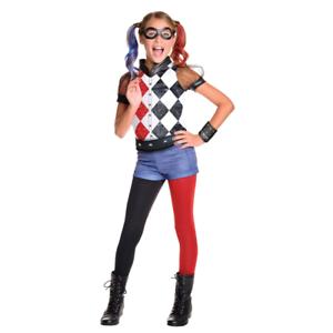 Harley Quinn Deluxe KinderkostümDeluxe Harley Quinn