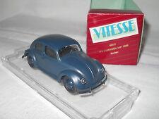 VW coccinelle cox kafer KdF sedan 1938 - Vitesse 1/43