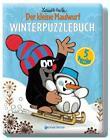 """Winterpuzzlebuch """"Der kleine Maulwurf"""" von Zdenek Miler (2013, Gebundene Ausgabe)"""