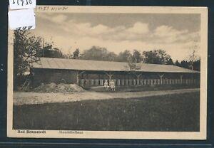 Suivi Des Vols 34938) Ak Bad Bramstedt Moorkübelhaus 1928 + Bahnpost Altona-neumünster...-afficher Le Titre D'origine